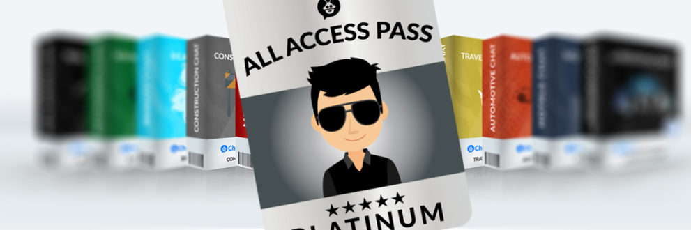 All Access Pass – Why & How